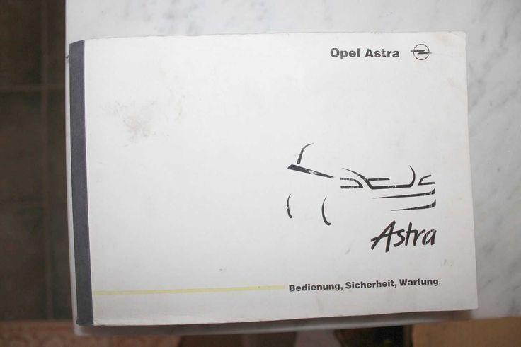 Handbuch Opel Astra