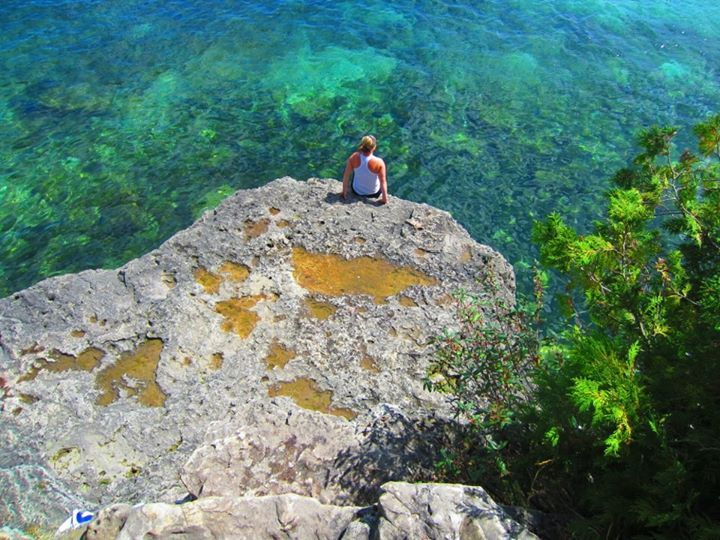 Cave Point State Park & 25+ beautiful Door county wi ideas on Pinterest | Door county ... pezcame.com