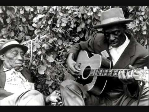 Mississippi John Hurt & Skip James on WTBS-FM 1964 - YouTube