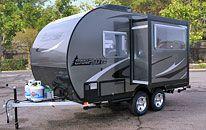 Camplite Ultra Lightweight All Aluminum Travel Trailers | Livin' Lite RV