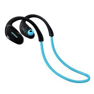 Mpow Cheetah Oreillette Bluetooth 4.1 stéréo sans fil Casque Bluetooth de Sports écouteurs de Course Oreillette D'exercice avec Microphone,…