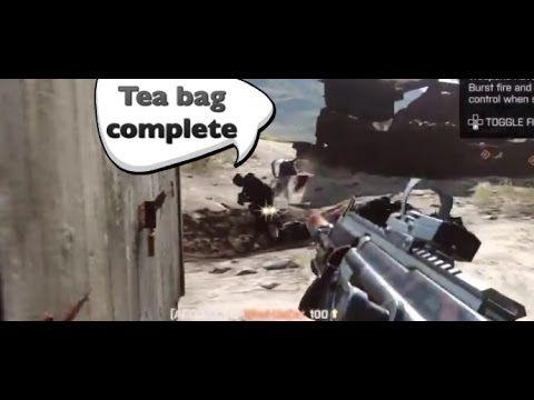Tea Bagger suspect battlefeild 4 - YouTube