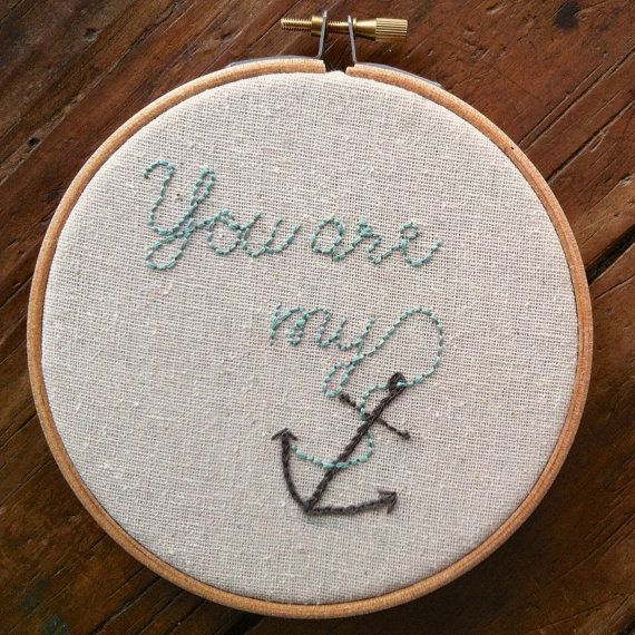 anchor PDF embroidery pattern