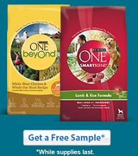 FREE Purina ONE Dog Food Sample Pack - Hunt4Freebies