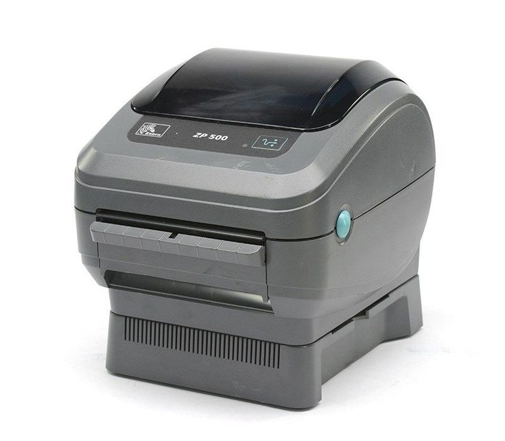 Zebra Color Label Printer