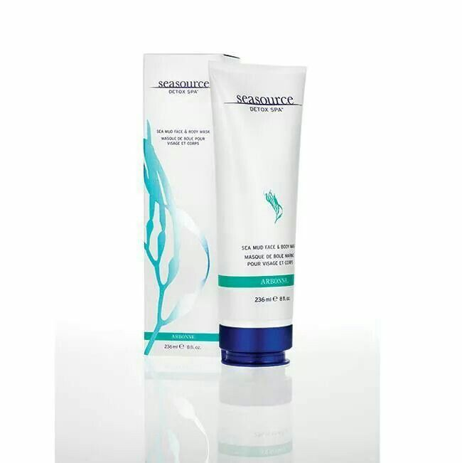 Feel the detoxifying power of sea mud and bentonite clay. These ingredients work together to absorb excess oil from the skin and help draw out impurities to prevent clogged pores on the face and body. Features natural marine botanicals to leave your skin feeling smooth, hydrated and invigorated. Shop now at www.arbonne.ca ID#116380073. #arbonne #skin #detox #hydrates #botanicallybased