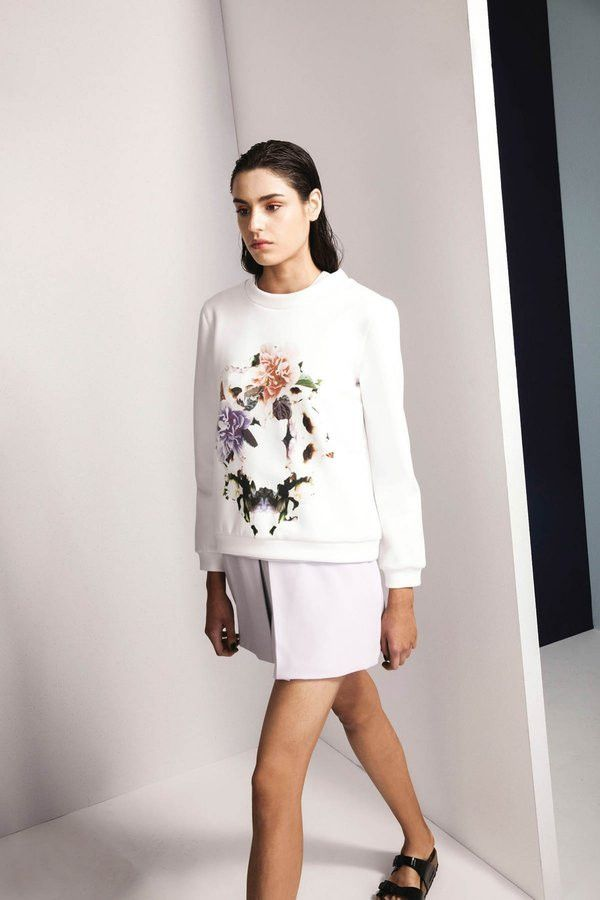 Finders Keepers - Careless Love Jumper White