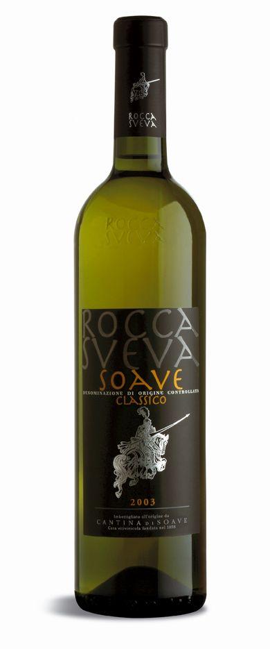 Rocca Sveva wines line label