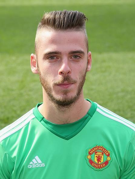 Best David De Gea Images On Pinterest Goalkeeper Man United - David de gea hairstyle 2014
