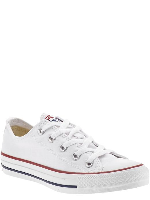 white converse all the time