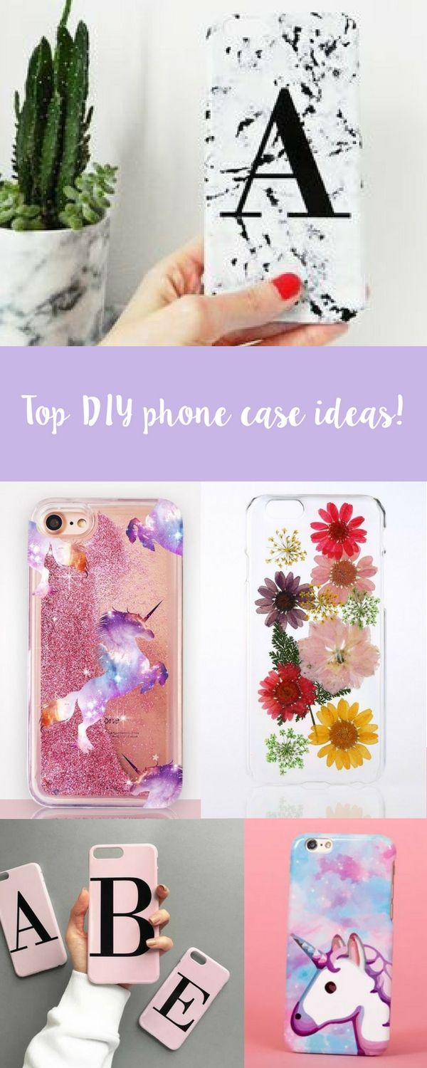 Bored of your latest phone case and want to create your own? We're with you on that one! Discover our favourite DIY phone case ideas! #mymakingstory - #Phone #Case #Craft #Phonecase #Creative #Sizzix #Upcycling #makersgonnamake #crafts #creativeideas #technology