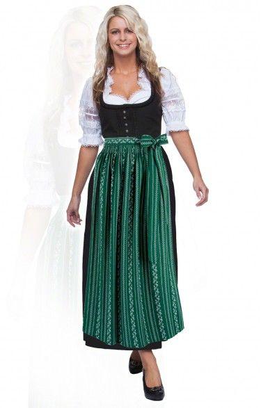 Oktoberfest dirndl apron SC195 forest