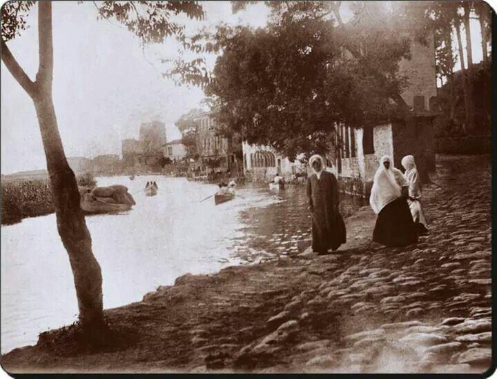 Göksu / Anadolu Hisarı 1900 ler Arşivden Istanbul