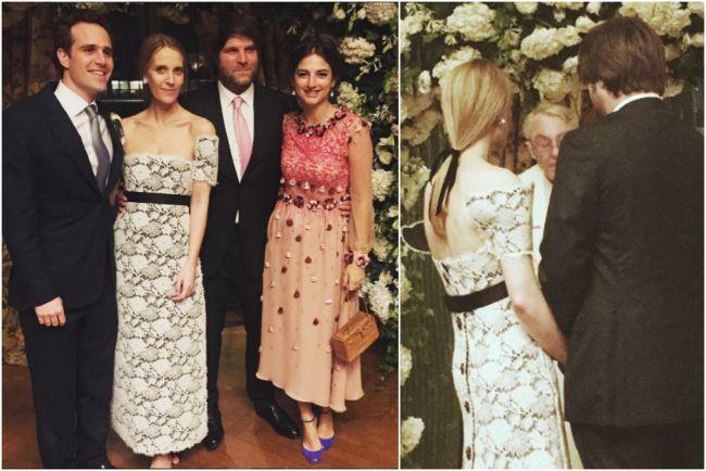 Les mariées de 2016 qui vont vous inspirer pour 2017 : osez la différence ! Image: 20