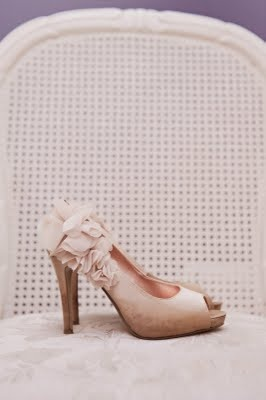 love the ruffle shoes