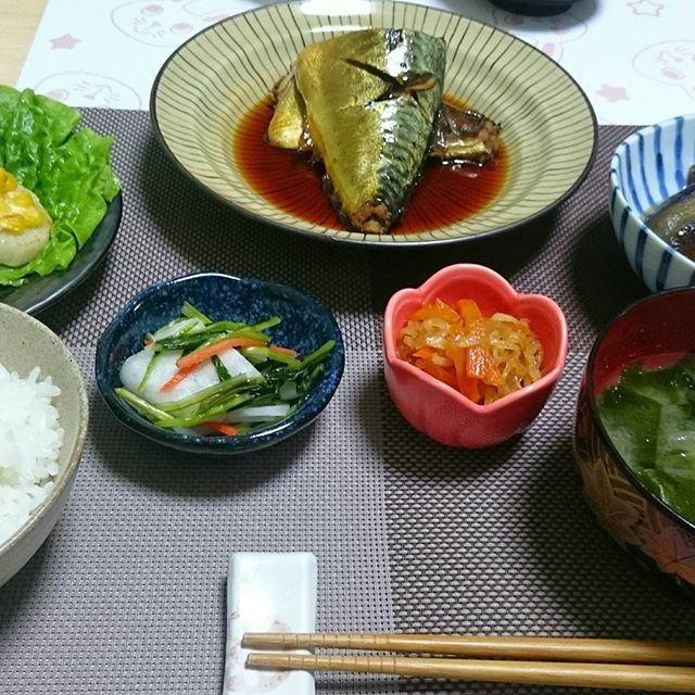 mi.yu.pan#夕飯#おうちごはん# #デコログ