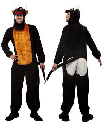 disfraz de toro para adulto