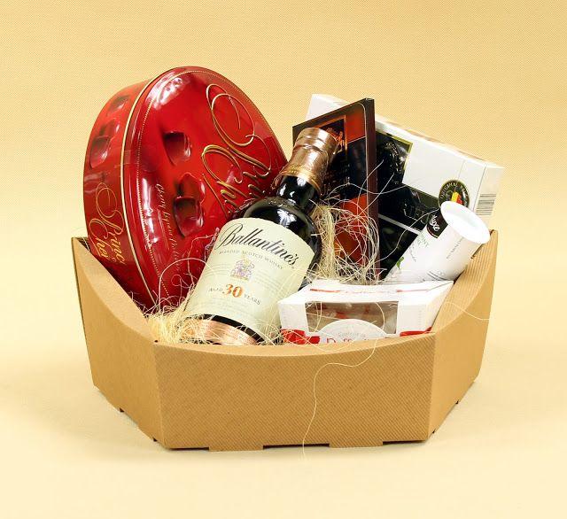 Opakowania do wina i kosze prezentowe dla Firm: Kosze ozdobne prezentowe 4.92pln brutto