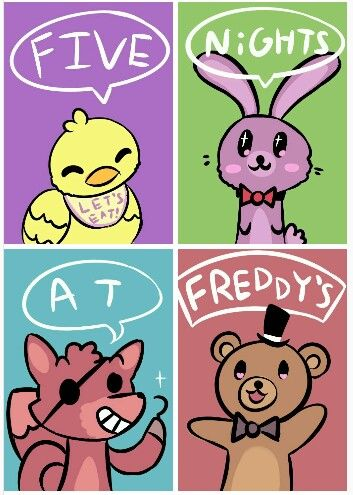 Five Nights at Freddy's :D