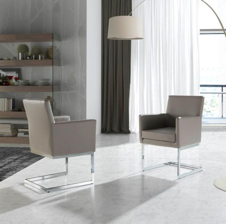 Modern stylish dining chair in Eco leather  fabric upholstery or in a  choice of. 48 best Angel Cerda images on Pinterest   Dining rooms