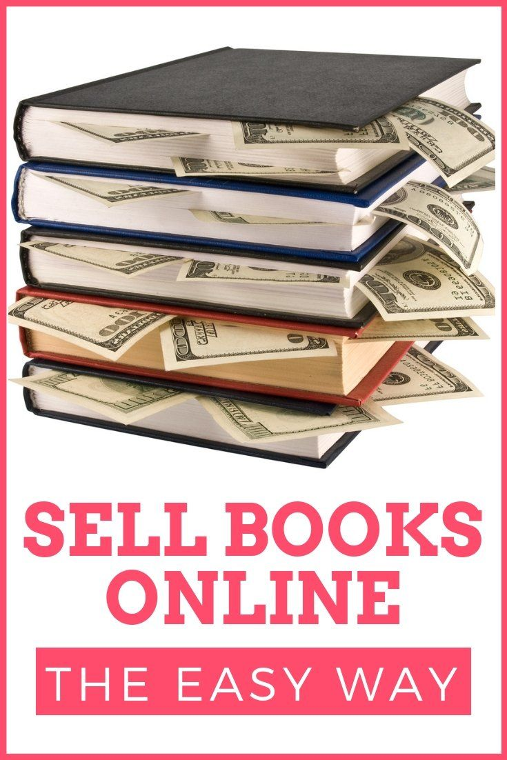Sell Books Online The Easy Way Updated 2019 Flipping Income Sell Books Online Sell Used Books Used Books Online
