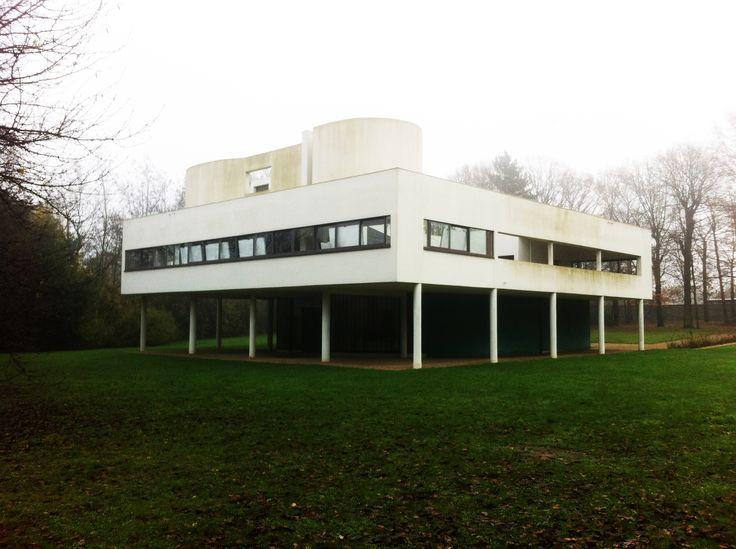 Villa Savoye_Poissy