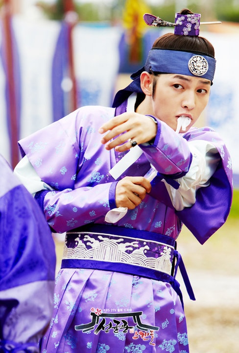 Song Joong Ki.... Sungkyunkwan Scandal