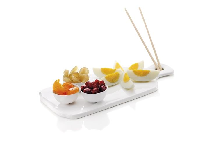 Lazzaris: tre gusti e uova