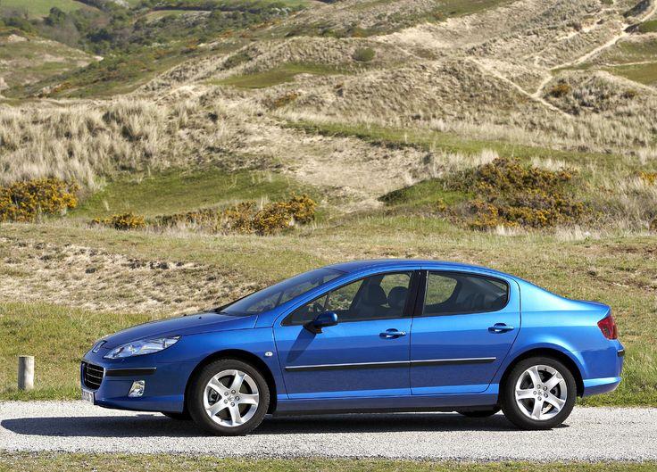 Peugeot 407 2004. – 2011.