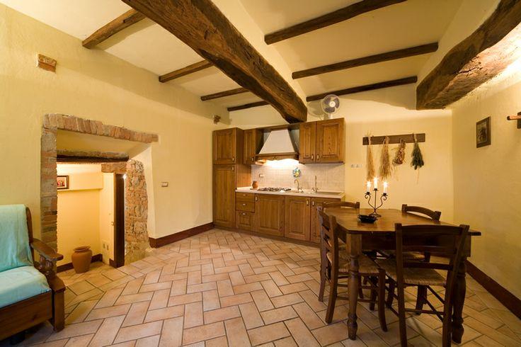 Gli interni del #Borgo in #Toscana - The interiors of the #village in #Tuscany.