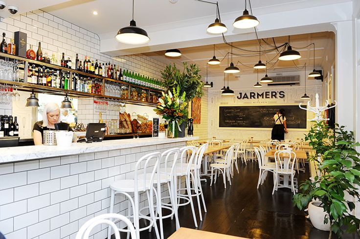 Jarmer's Kitchen – Bowden | Concept Collections | Classique White Chairs and Stools