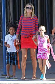 summer clothes heidi klum children - Google Search
