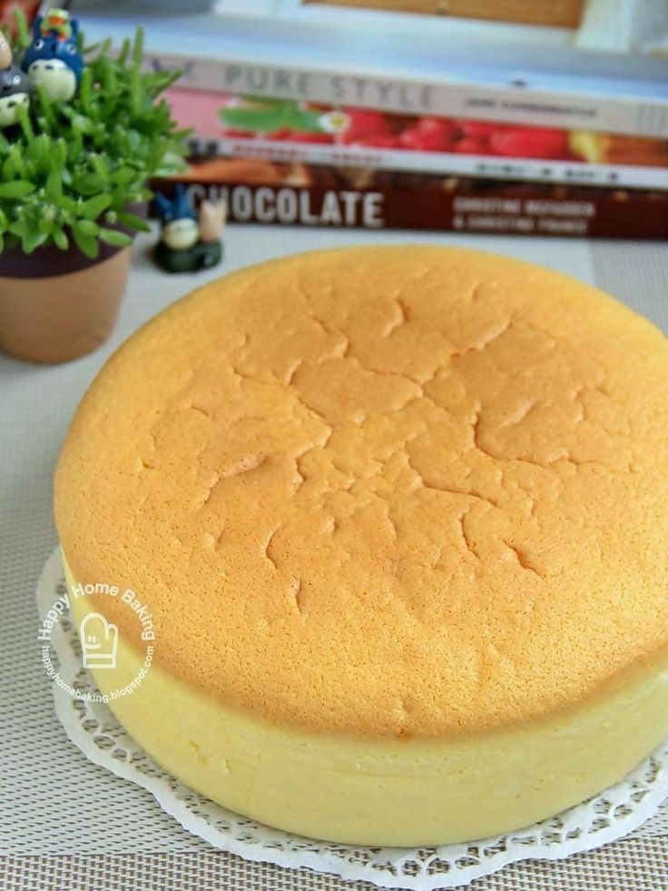 Uncle Tetsu style japanese cheesecake