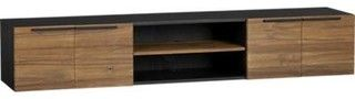 Rigby Media Console - contemporary - media storage - by Crate&Barrel