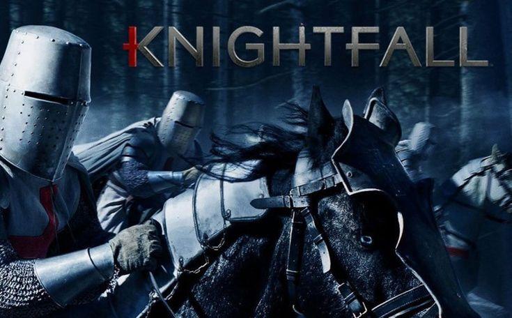 Tarih ve Savaş Kategorisinde Yeni Dizi Knightfall