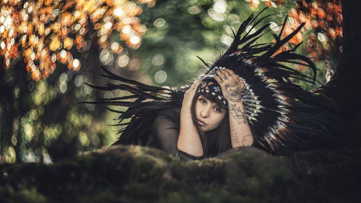https://flic.kr/p/nvUeyo | NATIVE - Layla V | 5D mkII + Helios 40-2 ( 85mm F1.5 ) With Araki Layla Natural Light  @Jardin des plantes de Rouen