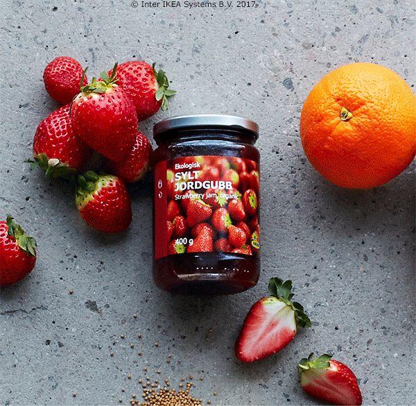 Naše brusnice, borovnice i kupine imaju KRAV certifikat što znači da su 100 % organske. Od njih su napravljeni SYLT džemovi koji su odlični za lagan i zdrav obrok. :) www.IKEA.hr/Odrzivost