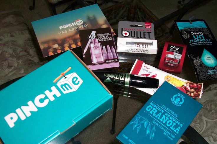 Totally FREE Subscription Box Pinch.me Subscription