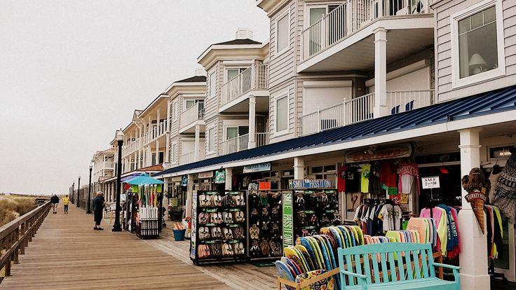 boardwalk shops, Bethany Beach. #summer2015 #coastaldelmarva #bethanybeachdelaware