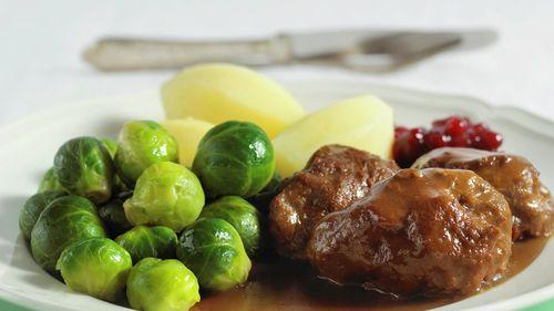 Kjøttkaker - Tradisjon - Oppskrifter - MatPrat