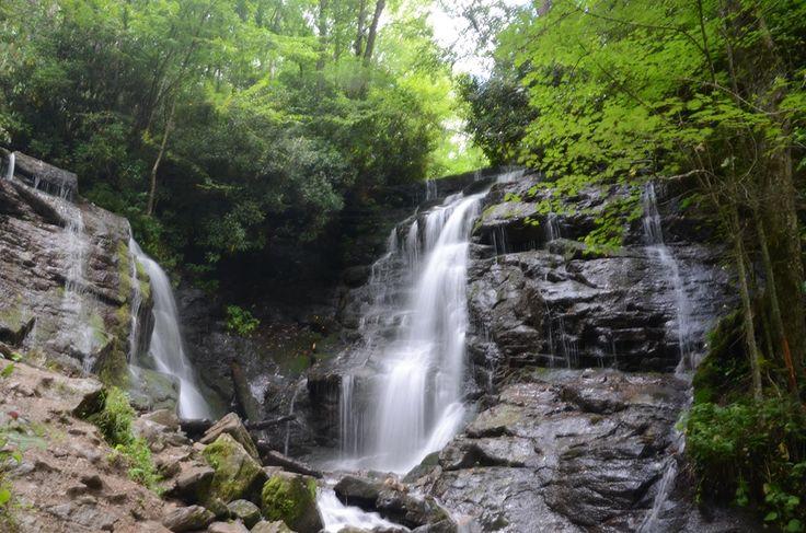 Soco Falls, Cherokee Nc, [oc][4828x3264]