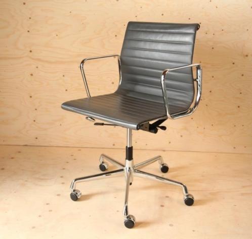 Vitra Eames Bureaustoel Ea117.Eames Vitra Ea117 Bureaustoel Eames Design
