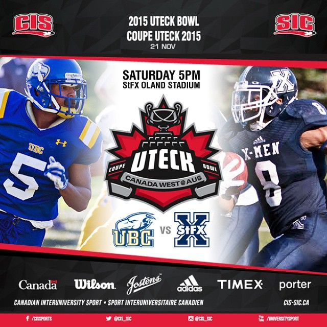 Going for the UTECK BOWL 2015!!!!