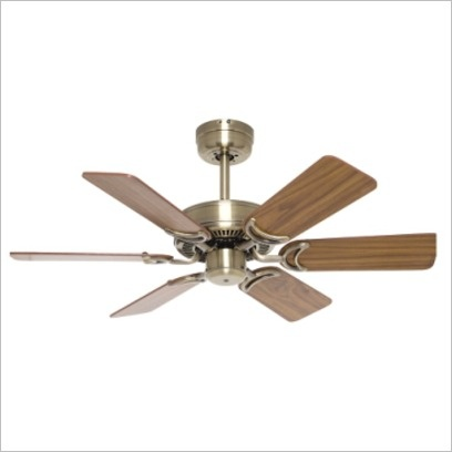 Hamilton 90cm Ceiling Fan With Timber Blades Mercator