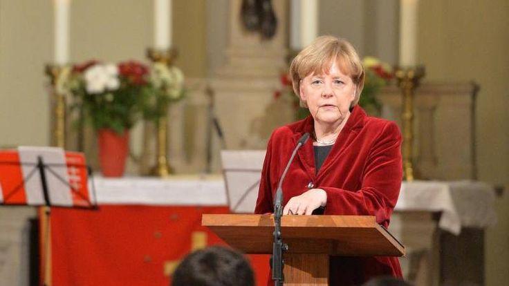 Nachricht: Reformationsjubiläum 2017: Merkel will sich mehr mit Reformation beschäftigen - http://ift.tt/2eOYddC #nachricht