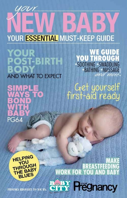 Your Pregnancy Newborn guide