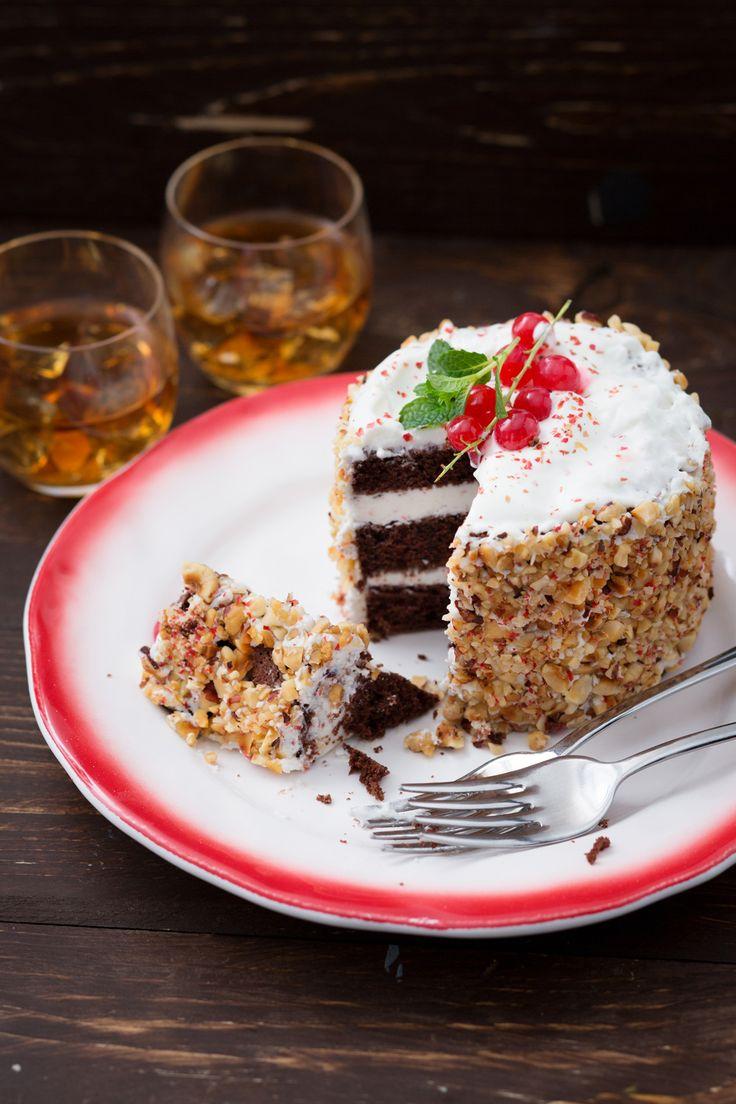 Torta per due: prepara il dolce di San Valentino. Solo per voi due! [Valentine's day cake for 2]
