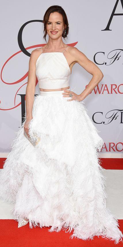 Juliette Lewis in Christian Siriano.