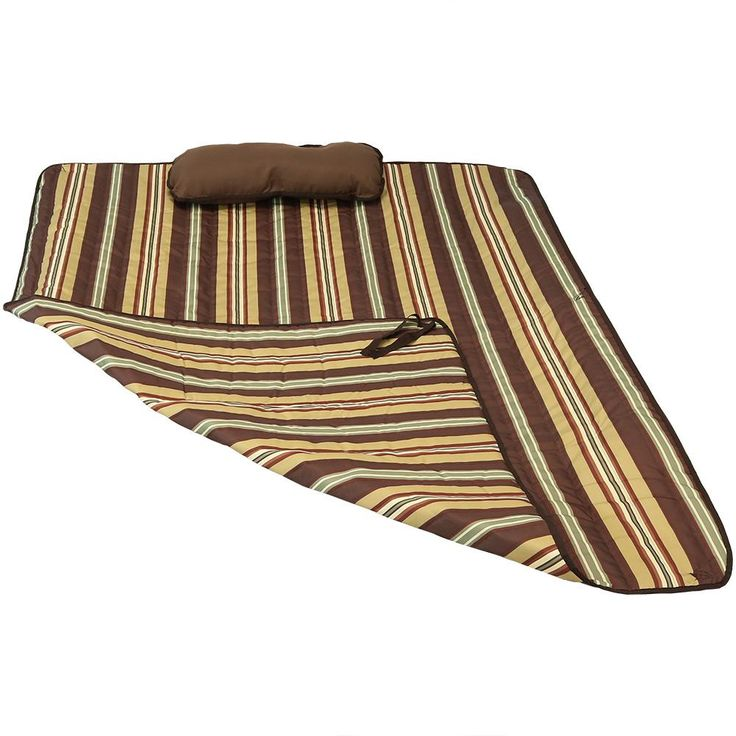 Sunnydaze Decor Outdoor Quilted Hammock Pad And Pillow
