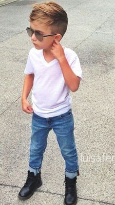 Awesome 1000 Ideas About Kid Boy Haircuts On Pinterest Boy Haircuts Hairstyles For Men Maxibearus